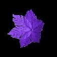 leaf lamp shade.stl Download OBJ file Gorilla lamp • 3D printing template, swivaller