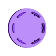 blank_v2.stl Download free STL file Center Hub Caps • 3D printer template, B1nkfish