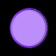v2_circle_sharp_edge.stl Download free STL file Center Hub Caps • 3D printer template, B1nkfish