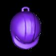 final casco.obj Télécharger fichier OBJ gratuit porte-clefs • Design pour impression 3D, DESIGNS0iKKi