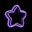 CF1 30.STL Download free STL file STAR CUTTER- STAR CUTTER • 3D printer template, quinteroslg