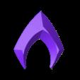 Aquaman_Full_Symbol.stl Download free STL file Aquaman's Shield • 3D print object, Piggie