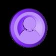 Game_Token.stl Télécharger fichier STL gratuit Jeton de jeu • Objet pour imprimante 3D, Piggie