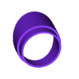 Saber_Funnel.stl Télécharger fichier STL gratuit Sabre laser Jedi, avec garde et cristal Kyber • Design imprimable en 3D, Piggie