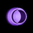Hilt_Base.stl Télécharger fichier STL gratuit Sabre laser Jedi, avec garde et cristal Kyber • Design imprimable en 3D, Piggie