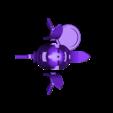 Liberator_v2_All_in_One.stl Télécharger fichier STL gratuit Libérateur [Fallout 76] • Modèle imprimable en 3D, Piggie