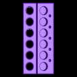 3.STL Download free STL file suppoert paint pot model paint pot • 3D print design, alaingiresini