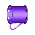 ALT KAPAK STL.stl Download free STL file Coffee Cup • 3D printing template, Soulmate