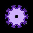 Object 1.obj Download free OBJ file Walking pumpkin • 3D printer model, AshDe