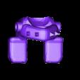 Penny 2.0 Front Foot.stl Download STL file Penny Nun Bot 2.0 • 3D print model, Leesedrenfort