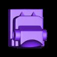 Penny 2.0 Back Foot.stl Download STL file Penny Nun Bot 2.0 • 3D print model, Leesedrenfort