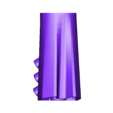blaster_front.stl Télécharger fichier STL gratuit Grenailleuse à plasma • Modèle pour imprimante 3D, Lance_Greene