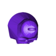 Vader_KeyChain.stl Télécharger fichier STL gratuit Porte-clés Star Wars ! • Objet pour imprimante 3D, MakerMathieu