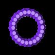 MultiColorCake2018_p3.stl Télécharger fichier STL gratuit Gâteau simpliste (multi-couleur) • Objet pour imprimante 3D, MakerMathieu