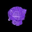 OBJ FILE.obj Télécharger fichier 3DS gratuit M1199 L'anneau des panthères • Plan pour impression 3D, CreatorWorld