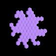 shieldsCircle_005.stl Télécharger fichier STL gratuit Boucliers ioniques tournants ! • Design pour impression 3D, FelixTheCrazy