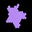 shieldsCircle_003.stl Télécharger fichier STL gratuit Boucliers ioniques tournants ! • Design pour impression 3D, FelixTheCrazy