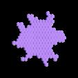 shieldsCircle_002.stl Télécharger fichier STL gratuit Boucliers ioniques tournants ! • Design pour impression 3D, FelixTheCrazy