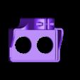 Camera_Mounts_06.stl Télécharger fichier STL gratuit Supports de caméra pour votre Home Studio (YI, YI 4K) • Modèle pour impression 3D, alexlpr