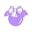 ornament ball.stl Download free STL file Ornament ball • Object to 3D print, Motek3D