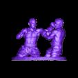 Putin_Boxers.stl Download free STL file Putin and Tramp boxing • Template to 3D print, Boris3dStudio