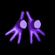 owcleg.stl Télécharger fichier STL gratuit tête de hibou tournant • Design pour imprimante 3D, mtstksk