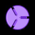 SnapCircle50mm.stl Download free STL file Snap Circles, Oloid Base Model • 3D printing model, LGBU