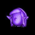 head.stl Télécharger fichier STL gratuit La légende de Zelda : Link Awakening • Objet imprimable en 3D, RodrigoMoraes