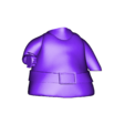 body1.stl Télécharger fichier STL gratuit La légende de Zelda : Link Awakening • Objet imprimable en 3D, RodrigoMoraes