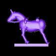 mk3_aus_huss_horse2_split_a_1.stl Télécharger fichier STL gratuit Napoléonique - Partie 20 - Hussards autrichiens • Design pour impression 3D, Earsling
