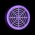 WilTecFilter-Top-top.stl Télécharger fichier STL gratuit Filtre de cabine de pulvérisation Wiltec • Objet imprimable en 3D, Wilko