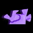 13.stl Télécharger fichier STL gratuit Echelle épique - Terrain - Zion NP • Objet à imprimer en 3D, TCP491016