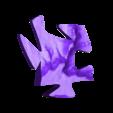 16.stl Télécharger fichier STL gratuit Echelle épique - Terrain - Zion NP • Objet à imprimer en 3D, TCP491016