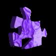 20.stl Télécharger fichier STL gratuit Echelle épique - Terrain - Zion NP • Objet à imprimer en 3D, TCP491016