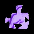 23.stl Télécharger fichier STL gratuit Echelle épique - Terrain - Zion NP • Objet à imprimer en 3D, TCP491016