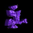77.stl Télécharger fichier STL gratuit Echelle épique - Terrain - Zion NP • Objet à imprimer en 3D, TCP491016