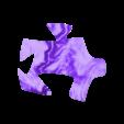 84.stl Télécharger fichier STL gratuit Echelle épique - Terrain - Zion NP • Objet à imprimer en 3D, TCP491016