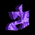 91.stl Télécharger fichier STL gratuit Echelle épique - Terrain - Zion NP • Objet à imprimer en 3D, TCP491016