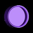 SnapFitMount-Base-Body1.stl Télécharger fichier STL gratuit Montage par encliquetage pour les objets ronds (Comment faire) • Design à imprimer en 3D, Wilko