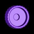 Cap-_knurled.stl Download free STL file 18mm Li-ion Battery Magnetic Connector • 3D printer model, VICLER
