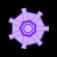 Cybertruck_Mini_Hub_Cap.stl Télécharger fichier STL gratuit Cybertruck (kit carrosserie + châssis imprimable) • Plan pour impression 3D, Superbeasti