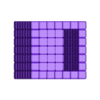 sevenBot_Loose.stl Download free STL file Nesting Cubes, Recursive Cubes, Cubes within Cubes • 3D printer template, LGBU