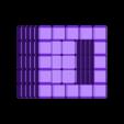 fiveBot_Loose.stl Download free STL file Nesting Cubes, Recursive Cubes, Cubes within Cubes • 3D printer template, LGBU