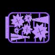 Xmas-Tree-Card_ger.stl Download free STL file Evergreen Tree Xmas Ornament on Card REMIX • 3D printer object, exmen