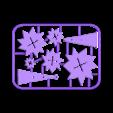 Xmas-Tree-Card_no-txt.stl Download free STL file Evergreen Tree Xmas Ornament on Card REMIX • 3D printer object, exmen
