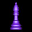 Bishop.stl Télécharger fichier OBJ gratuit Échecs • Modèle imprimable en 3D, STLProject