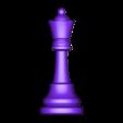 Queen.stl Télécharger fichier OBJ gratuit Échecs • Modèle imprimable en 3D, STLProject
