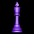 King.stl Télécharger fichier OBJ gratuit Échecs • Modèle imprimable en 3D, STLProject