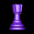 Rook.obj Télécharger fichier OBJ gratuit Échecs • Modèle imprimable en 3D, STLProject