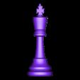 King.obj Télécharger fichier OBJ gratuit Échecs • Modèle imprimable en 3D, STLProject